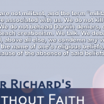 Brother Richard New Atheists