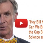 Bill Nye Answers: 'Can We Bridge the Gap Between Science and Religion?'