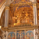 Inside of St. John Lateran, Rome, 2002