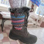 Cool boots.