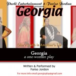 """Georgia"", A One Woman Play About Rape In Relationships"
