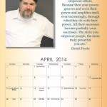 Humanists of Florida Association Calendar Daniel Fincke Power