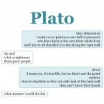 The Release of a Newly Recovered Classic Text (Message) From Plato