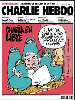 Charlie-Hebdo-Charia-en-Libye