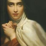"""Teresa of Ávila"" (1827) by François Gérard (1770-1837). Public domain."