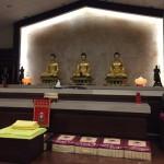The Meditation Hall, Dharma Jewel Monastery