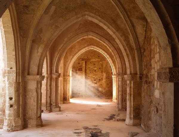 Church of San Pantaleo, Martis, Sardinia. Photo by Francesco Pirrone.