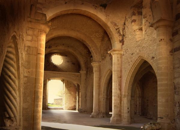 Church of San Pantaleo, Martis, Sardinia. Photo by Francesco Pirrone.
