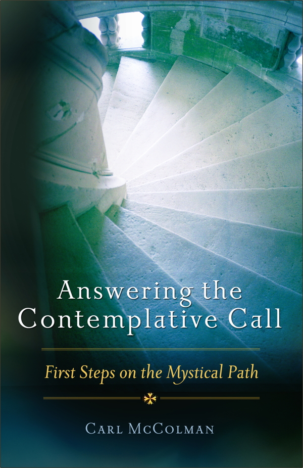 Answering the Contemplative Call. Cover design by Barbara Fisher.
