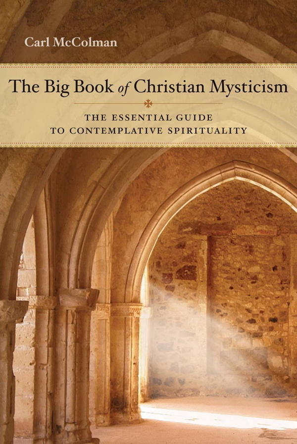 The Big Book of Christian Mysticism, cover design by Tracy Johnson