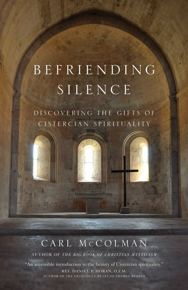 Befriending Silence, cover design by Angela Moody.