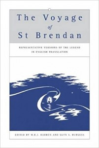 """The Voyage of Brendan"" — a chief inspiration for the Dawn Treader"
