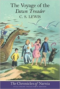 """The Voyage of the Dawn Treader,"" in which C. S. Lewis updates the Brendan story"