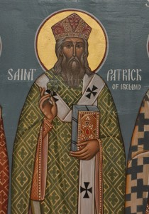 Icon of St. Patrick. Photo by bobosh_t, used by permission (CC BY-SA 2.0)