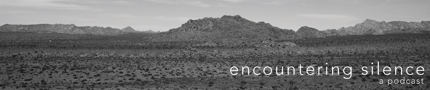 encounteringsilencebanner