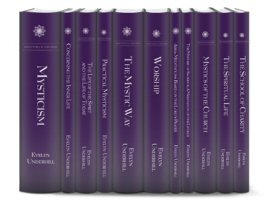 The Mystical Writings of Evelyn Underhill — an 11-volume ebook from Verbum.