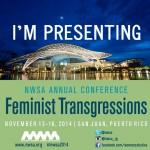 Feminist Scholarship & Pedagogies at #NWSA2014