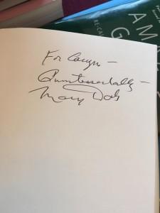 daly autograph