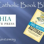 Weekly Giveaway: The One-Minute Aquinas