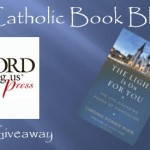 Weekly Giveaway – The Light Is On For You: The Life-Changing Power of Confession