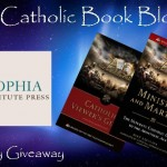 Weekly Giveaway – A.D. The Bible Continues Catholic book set