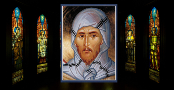 Church Fathers, Day 349: St. Ephrem the Syrian says learn persuasion from the Lord