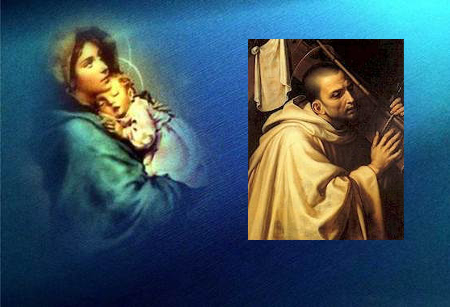 Gain for us the grace to turn to your Son, Mary: Day 133