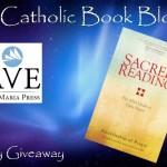 CBB Giveaway – Sacred Reading