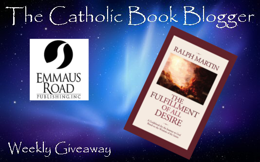 CBB Giveaway: The Fulfillment of All Desire