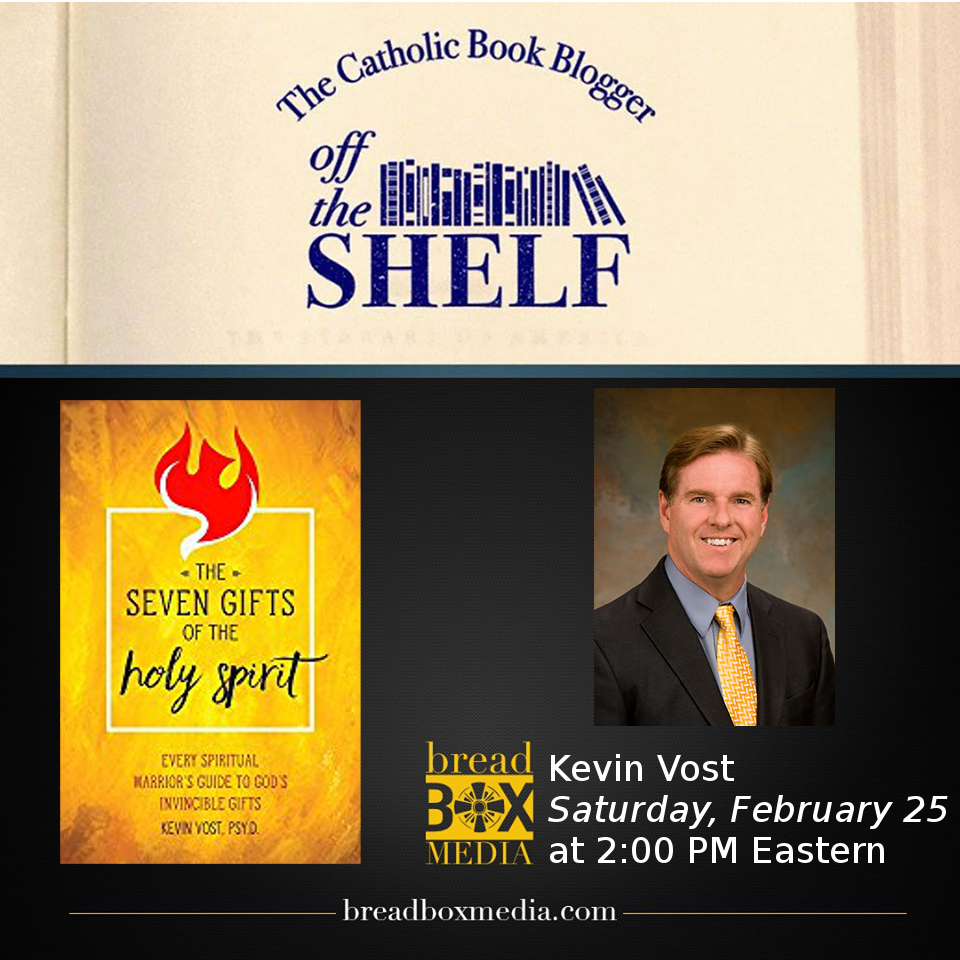 Off the Shelf with guest Kevin Vost