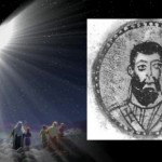 Simeon the Pole-sitter, an angel on earth; Angels: Day 231