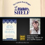Off the Shelf with guest Vicki Burbach