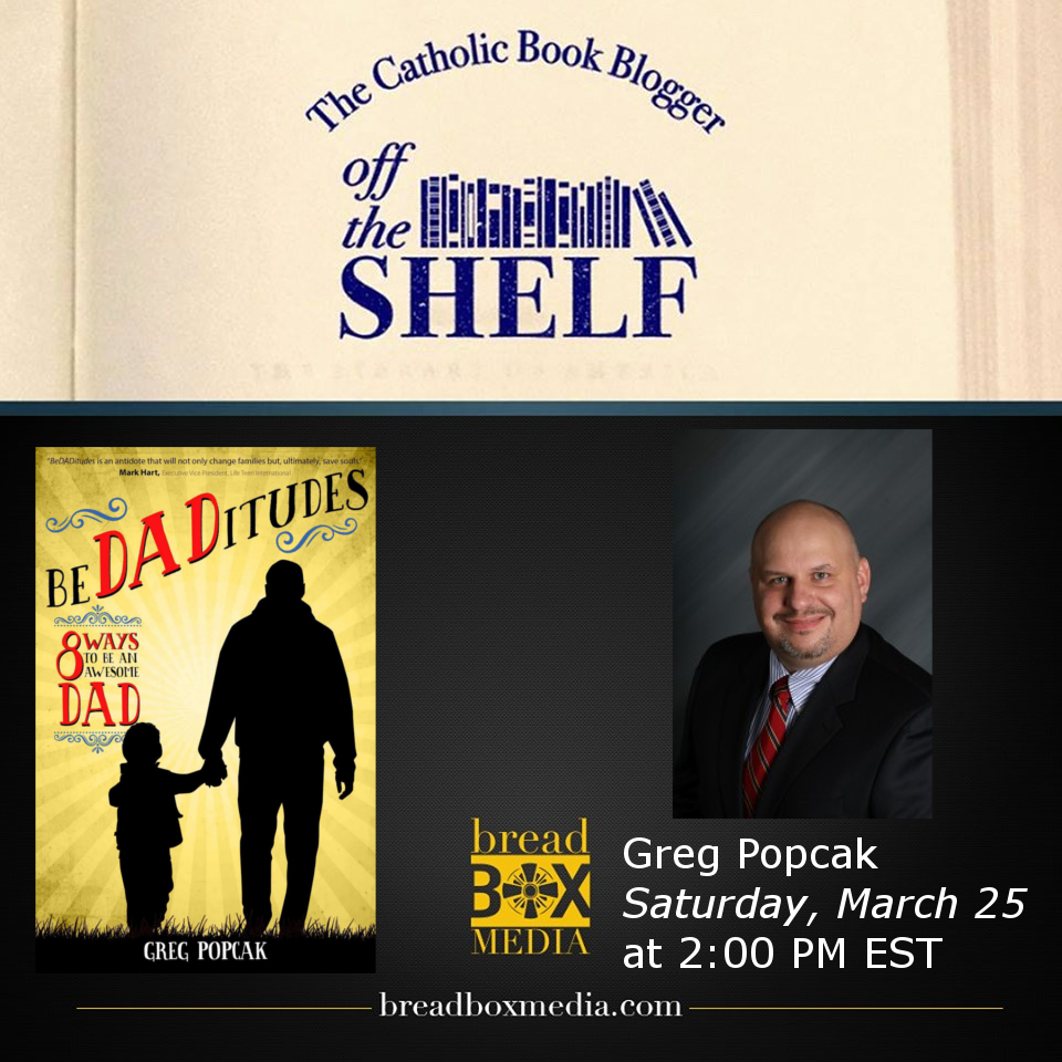 Off the Shelf Episode 016 with Greg Popcak