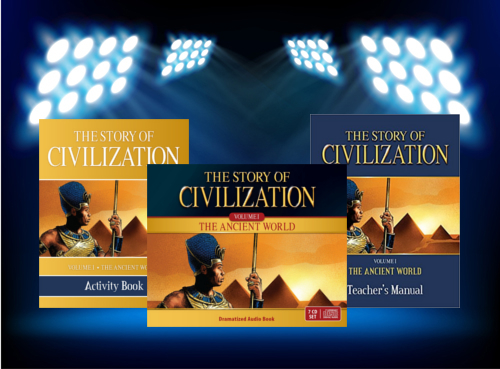 The Story of Civilization Comes Alive