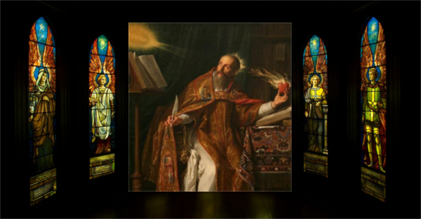 st augustines views on religious conversion Psychology, philosophy, and theology: st and had no real influence on augustine's conversion and religious philosophy, and theology: st.