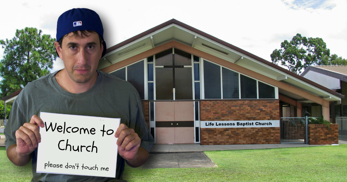 Reformed Theology Introvert Forced To Serve As Greeter While Under Church Discipline  Calvinism
