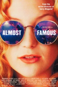 """Almost Famous"" poster"