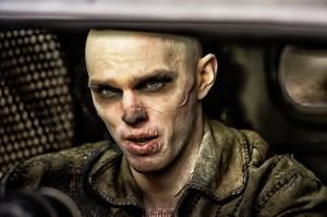 Nicholas Hoult as Nux. Photo courtesy of Warner Bros.