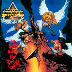 Stryper -- the only safe rock is heavenly metal.