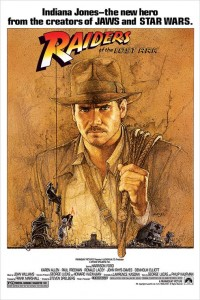 "Poster, ""Raiders of the Lost Ark"""