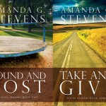 Interview with Amanda G. Stevens, author of the Haven Seekers series