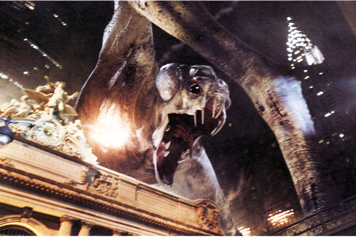 Vintage Chrisicisms: Reopening the 'Cloverfield' mystery box