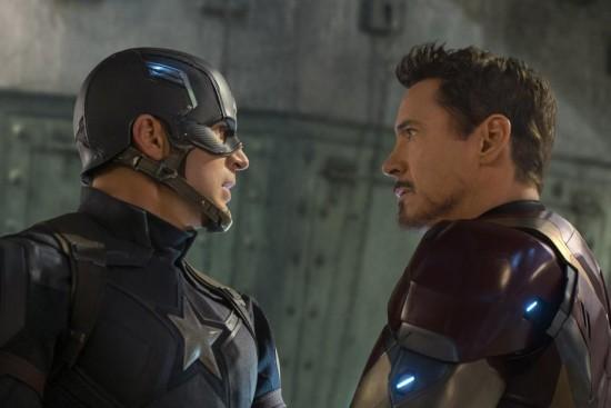 Review -- Captain America: Civil War