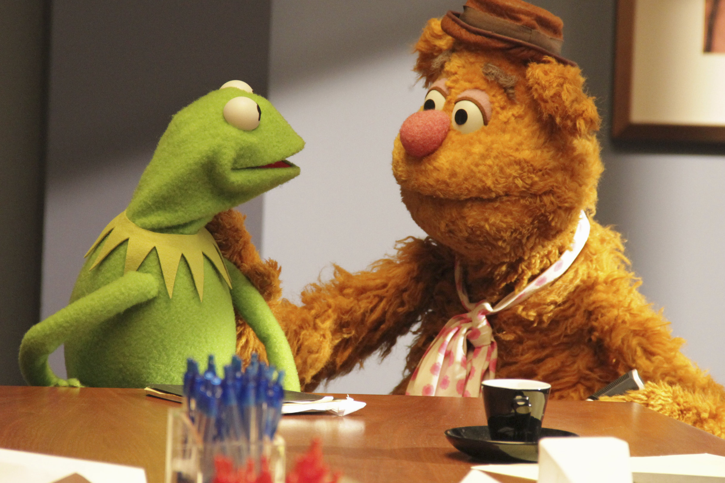 """The rainbow disconnection: Goodbye, """"Muppets"""" 