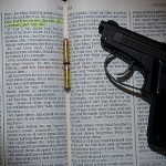 The strange love affair between Christians and guns