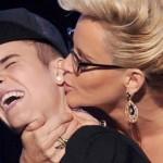 Justin Bieber & Jenny Mccarthy
