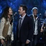 Steven Tyler, Jimmy Fallon, Bruce Springsteen