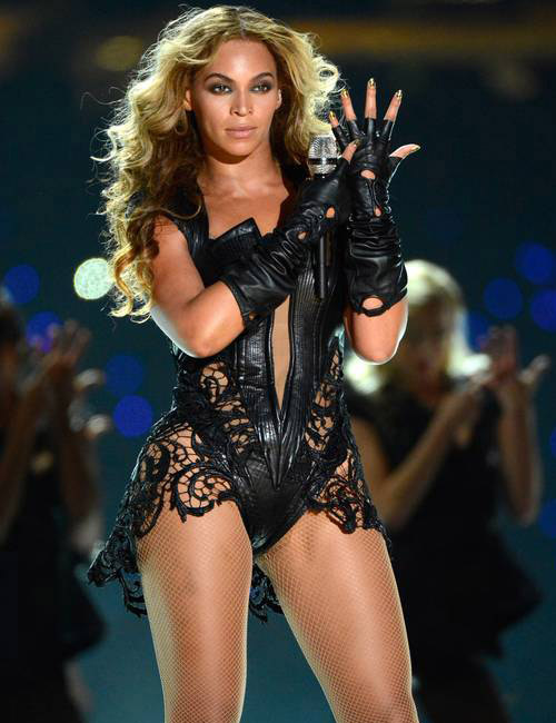 Beyonce 2013 Body