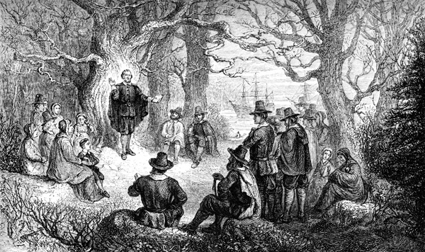 What's the Difference Between a Pilgrim and a Puritan?