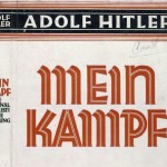 'Mein Kampf' dust jacket, from the Digital Library of the New York Public Library, via Wikimedia